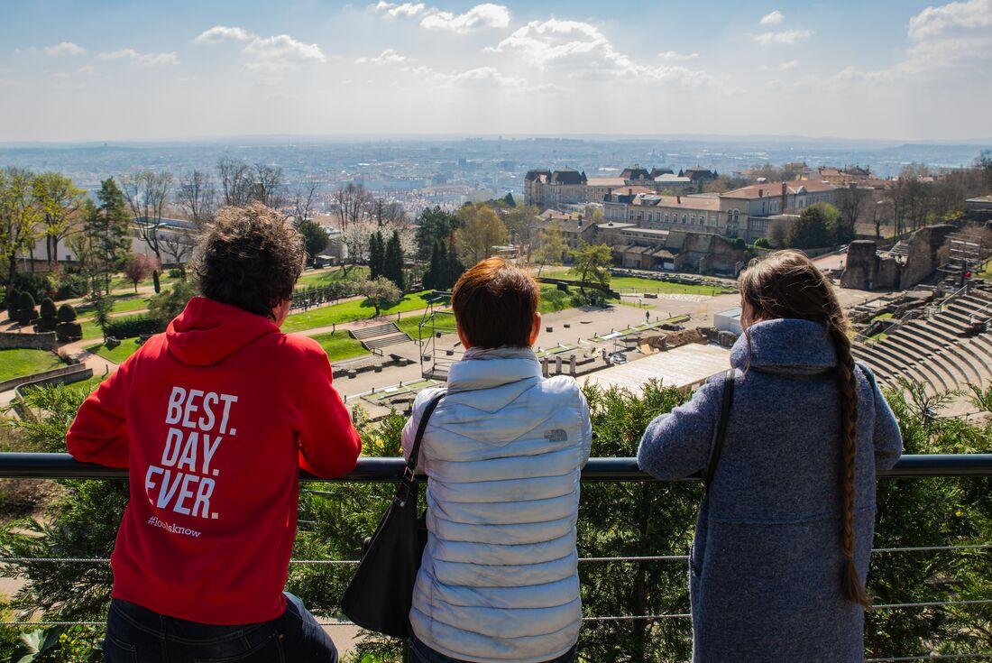 Views over Lyon