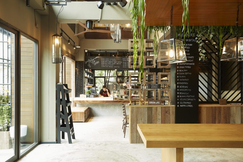 Bangkok Vegan Restaurant