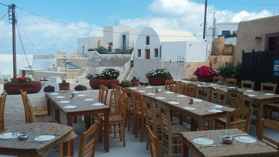 Krinaki Traditional Tavern, Santorini