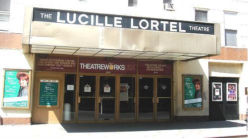 Lucille Lortel theatre Friends
