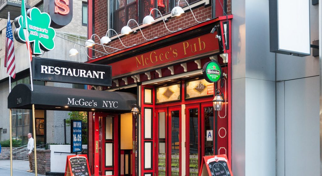 How I Met Your Mother McGees Pub New York