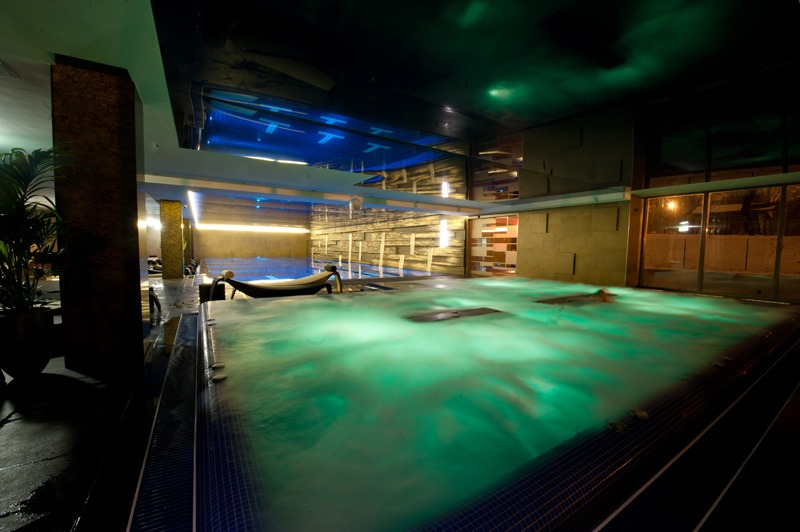 Oxygen Wellness Spa Budapest