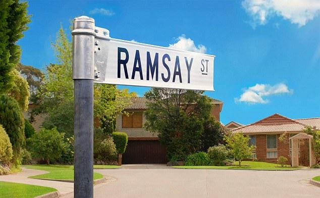 Ramsey street sign