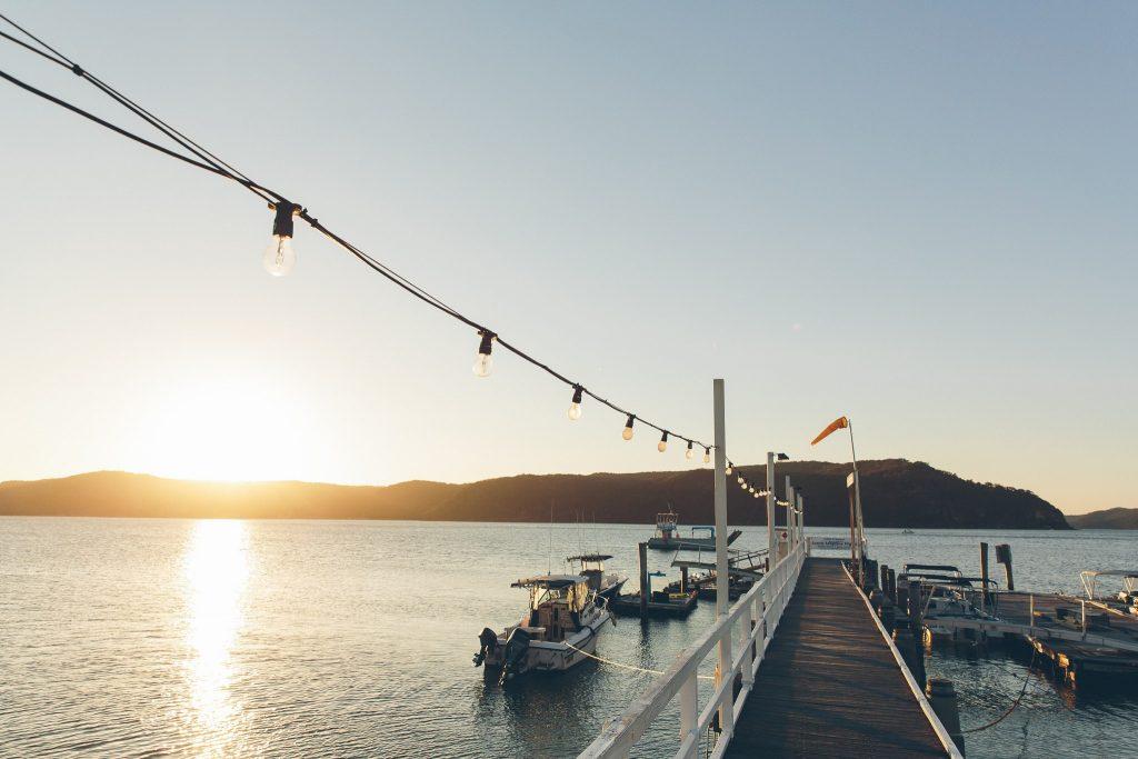 The Pier, Summer Bay, Sydney