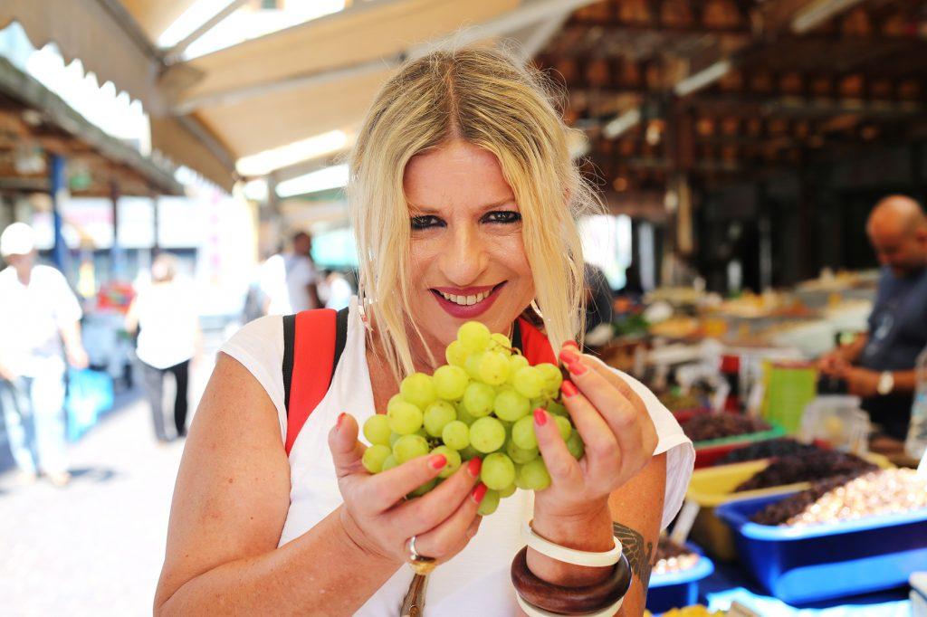 Crete grapes