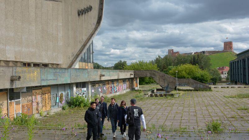 Vilnius Chernobyl tour