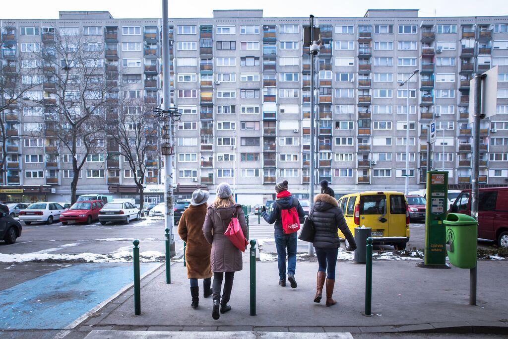8th District Neighbourhood Budapest
