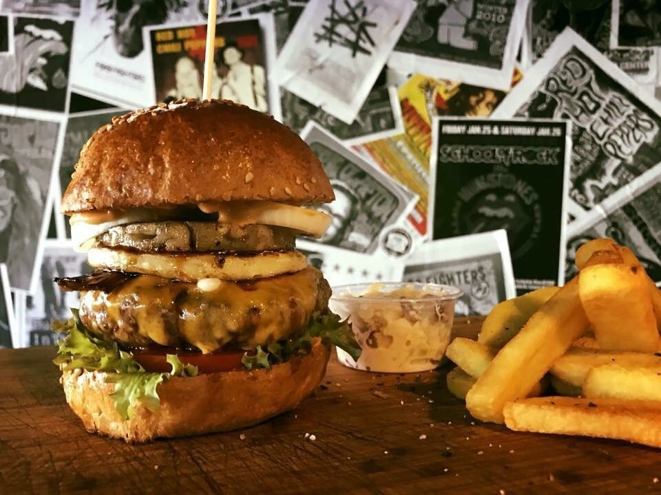 Rock Burger Bar Budapest