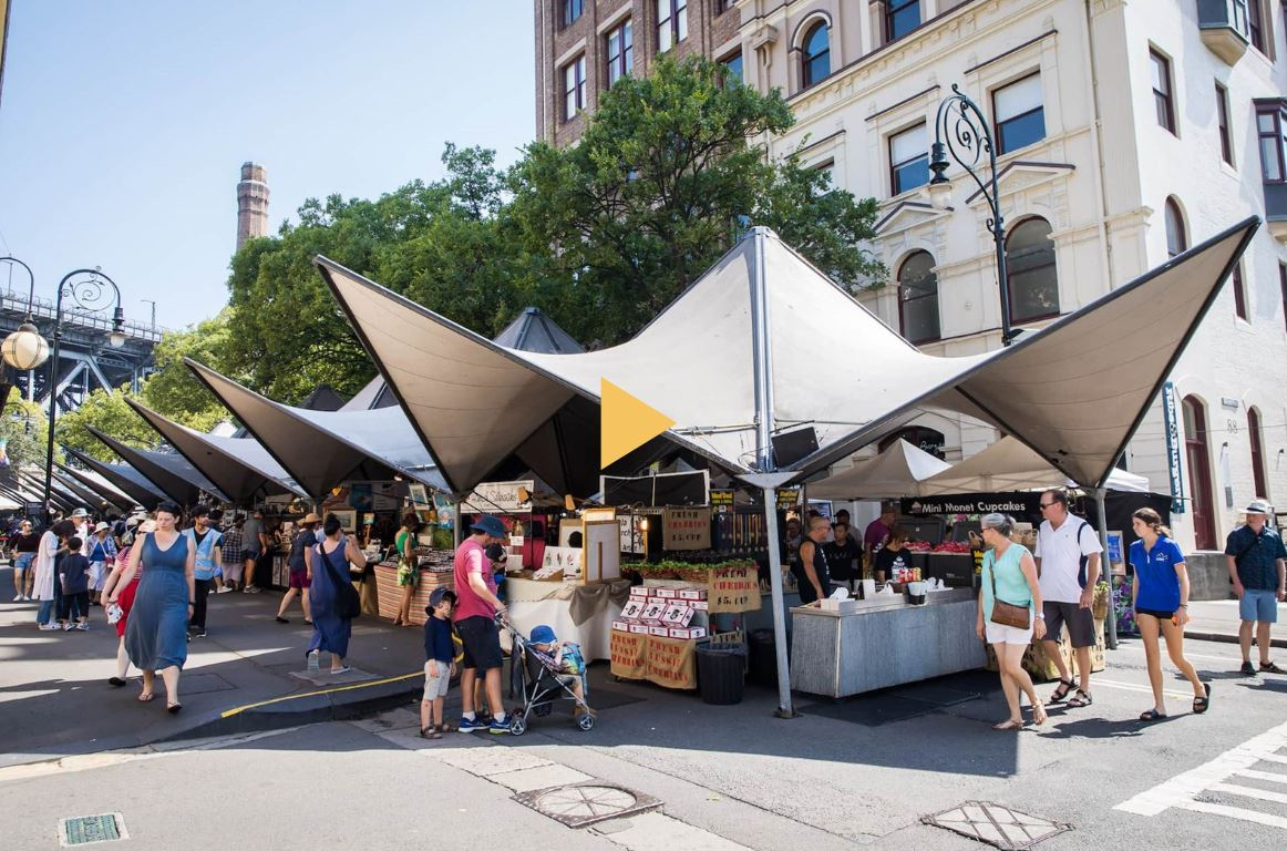 Rocks Market Sydney