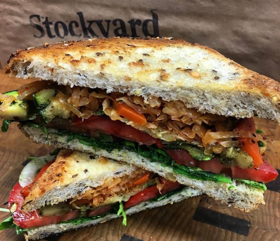 Stockyard Sandwich Co Philadelphia